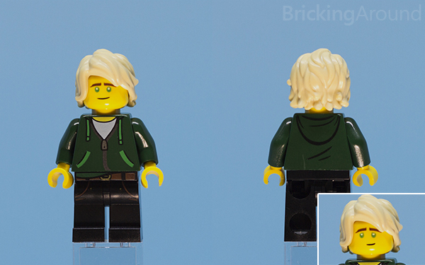 70620 Ninjago City Minifigures LLOYD