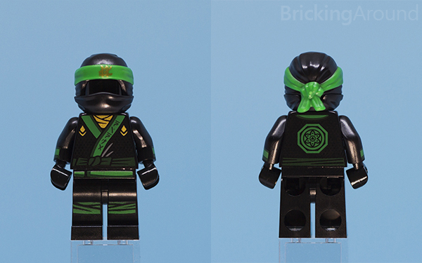 70620 Ninjago City Minifigures NINJA SUIT