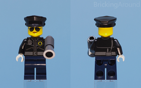 70620 Ninjago City Minifigures OFFICER NOONAN