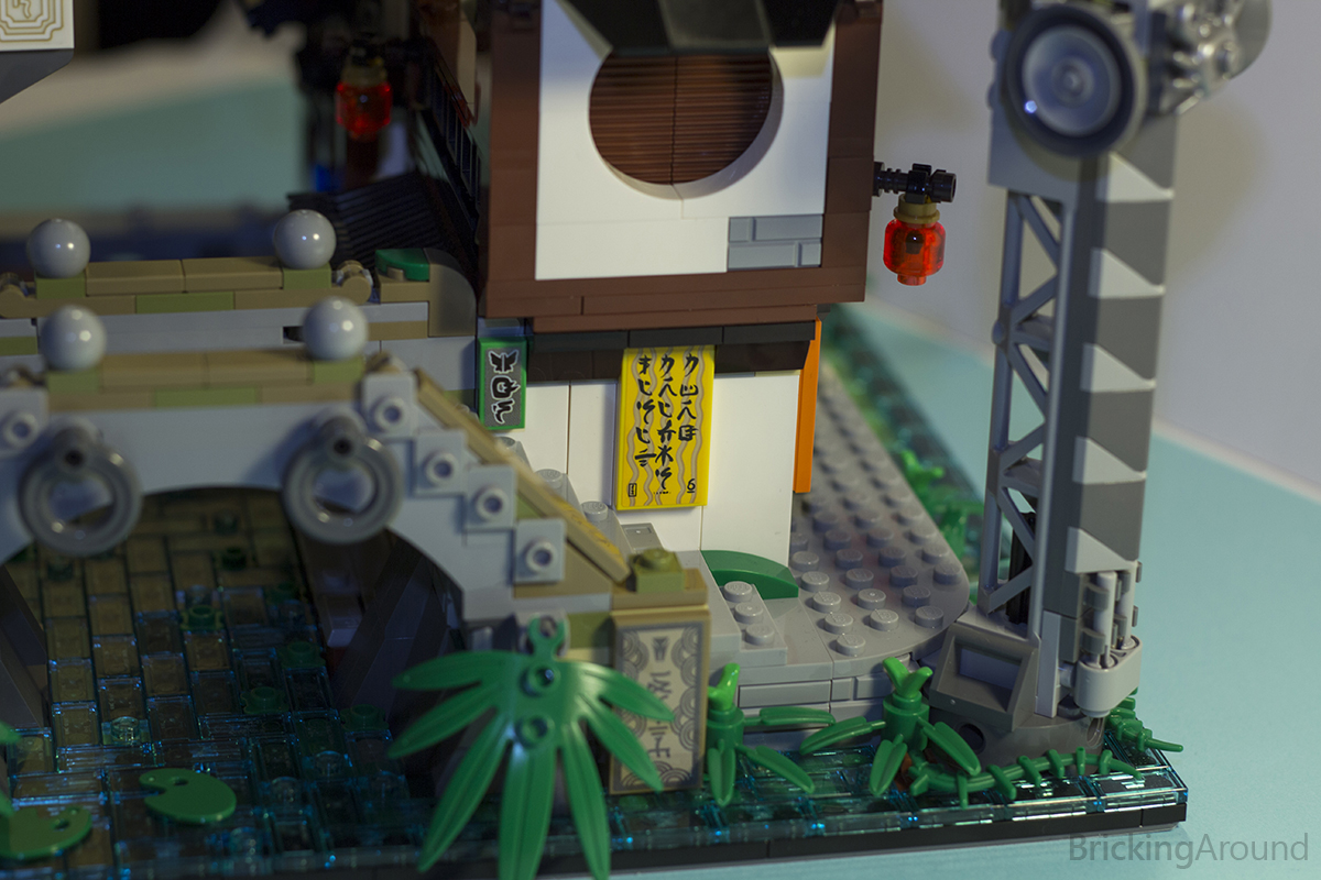 70620 Ninjago City Old World 011