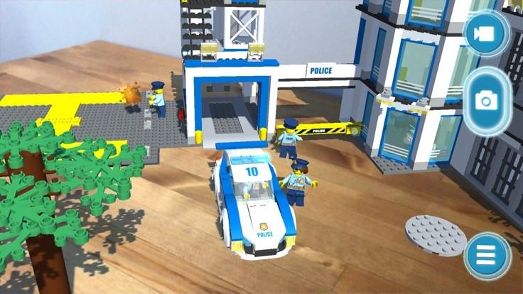 LEGO AR Studio 04