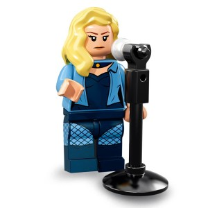 TLBM Minifigures S2 Black Canary