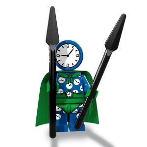 TLBM Minifigures S2 Clock King