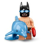 TLBM Minifigures S2 Swimming Pool Batman