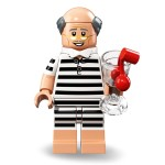 TLBM Minifigures S2 Vacation Alfred