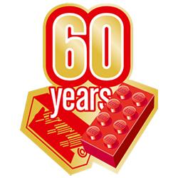 60 Years Logo 2