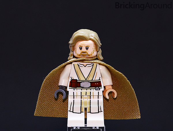 Ahch-To Island Training 75200 Minifigure Luke Sad 02