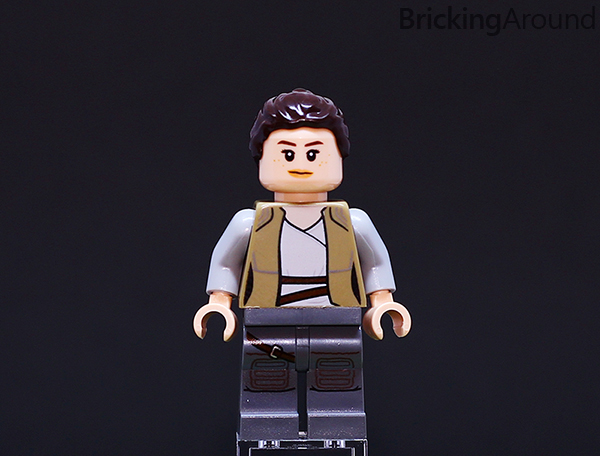 Ahch-To Island Training 75200 Minifigure Rey