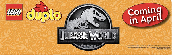 CATALOGUE 1HY2018 Jurassic World Duplo