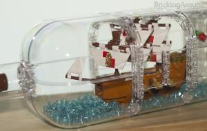 21313 Ship In a Bottle Ship 10