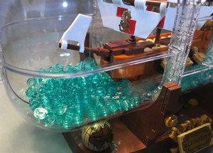 21313 Ship In a Bottle Ship 16