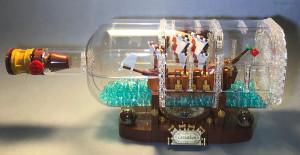 21313 Ship In a Bottle Ship 20