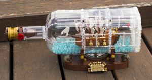 21313 Ship In a Bottle Ship 24