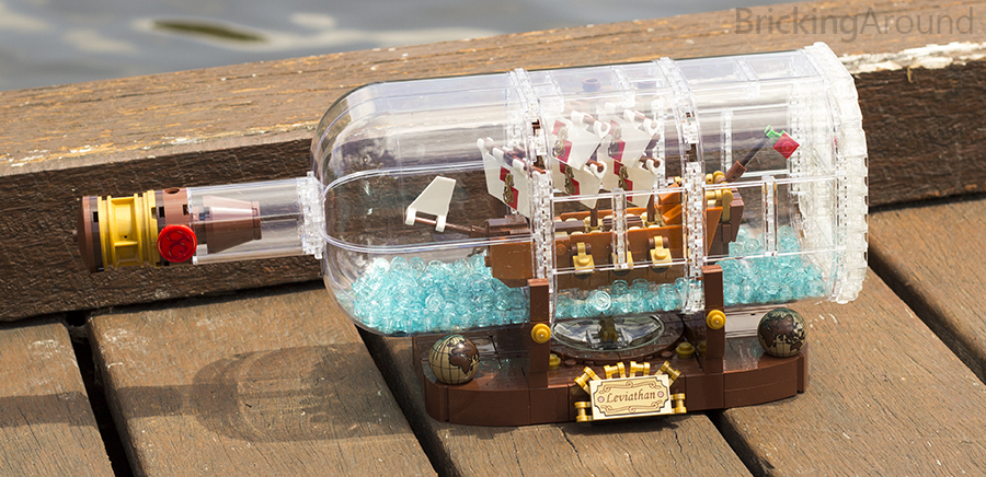 21313 Ship In a Bottle Ship 29