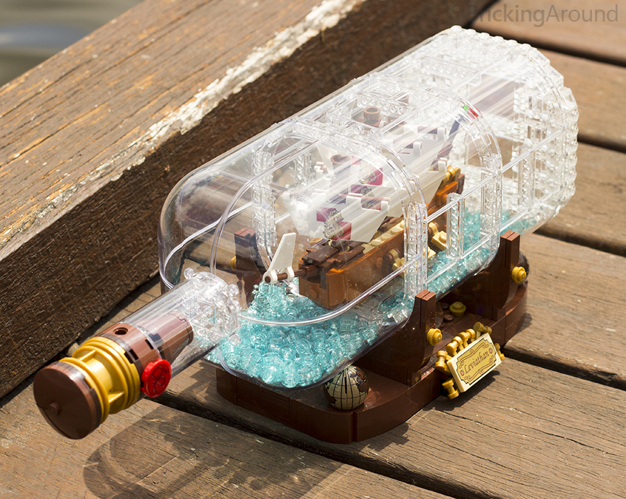 21313 Ship In a Bottle Ship 32