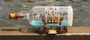 21313 Ship In a Bottle Ship 33