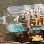 21313 Ship In a Bottle Ship 34