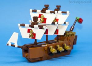 21313 Ship In a Bottle Ship 38