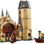 75954 Hogwarts Great Hall Detail B
