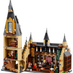 75954 Hogwarts Great Hall Interior