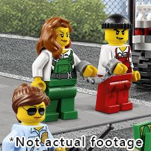 LEGO Arrest