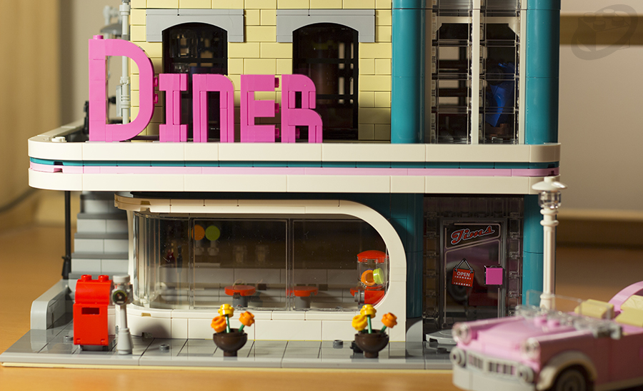 10260 Downtown Diner Set Pictures 04
