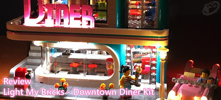 Light My Bricks Downtown Diner 00