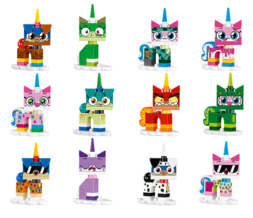 41775 Collectable Unikitty Series 1