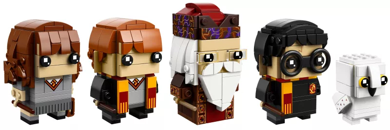 Harry Potter BrickHeadz Alt