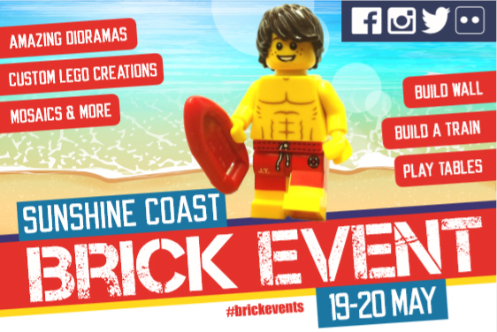 Sunshine Coast Brick Event 2018