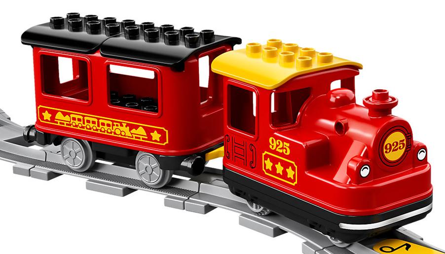 Play Test: 10874 Steam Train | Bricking Around