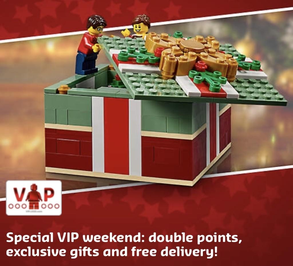 Christmas Bonus VIP