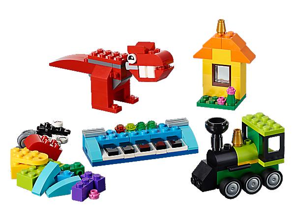 11001 Bricks and Ideas