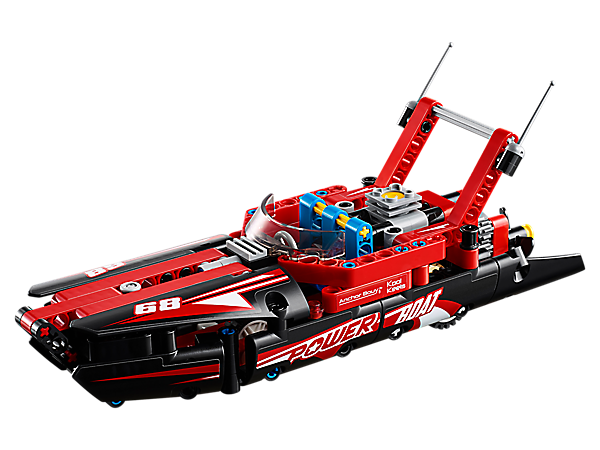 42089 Power Boat