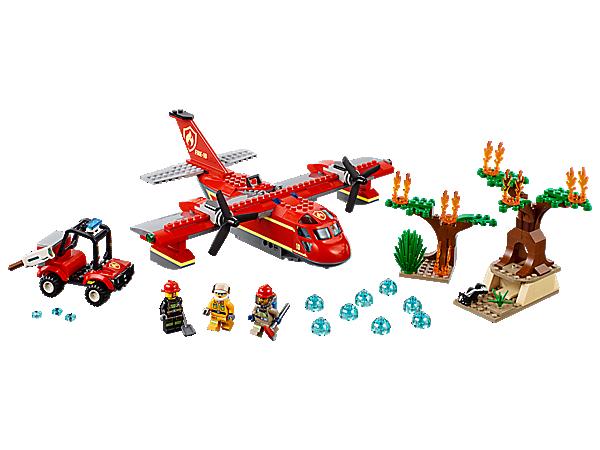 60217 Fire Plane