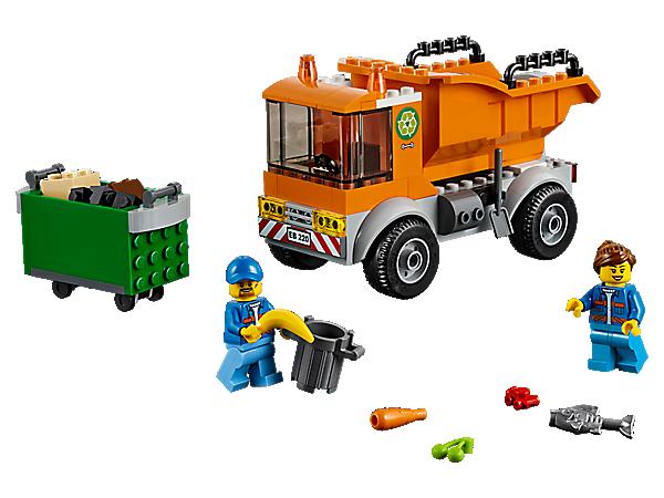 60220 Garbage Truck