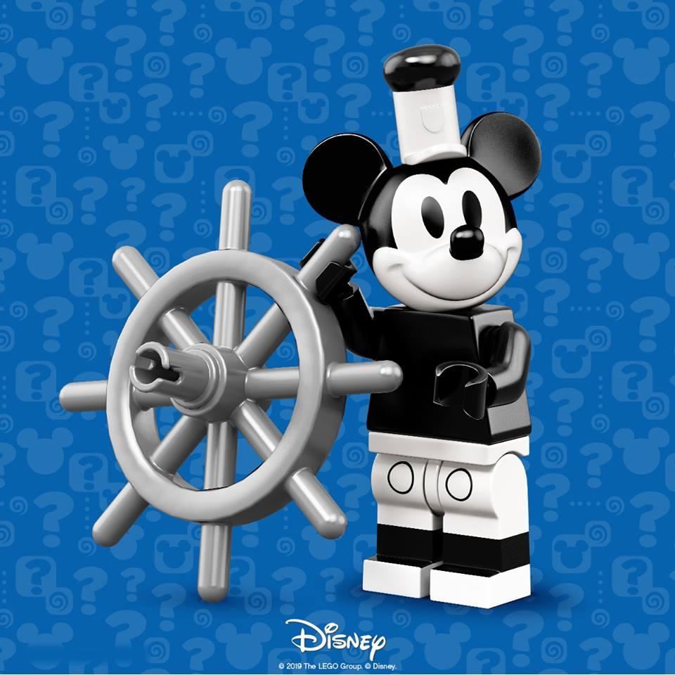 LEGO Announces New Series of Disney Minifigures | Bricking