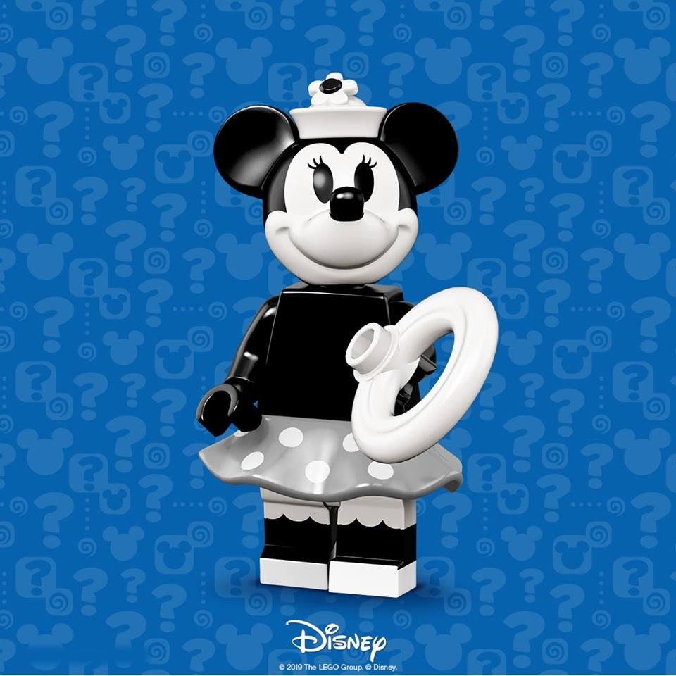 LEGO Announces New Series Of Disney Minifigures
