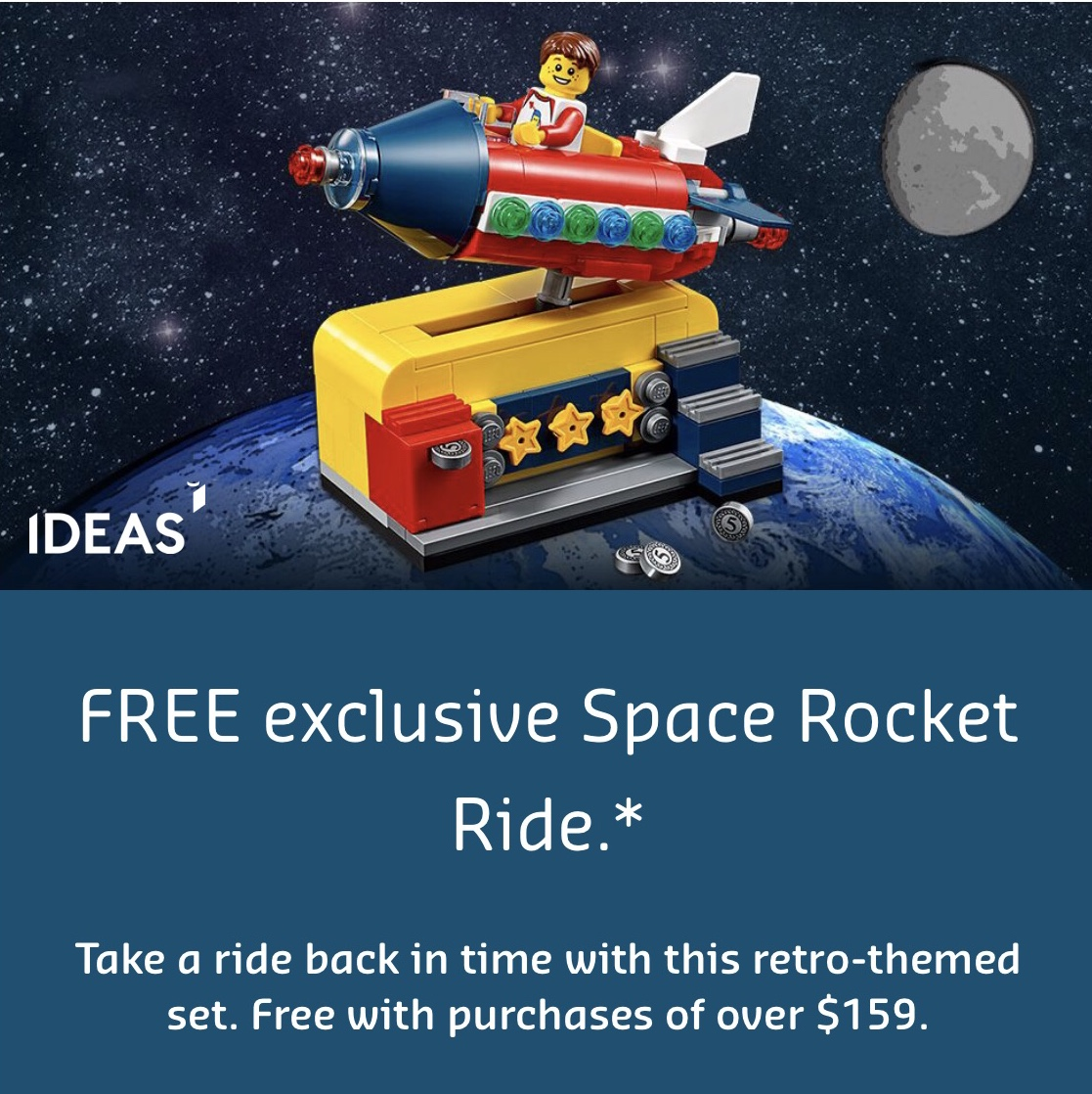 Space Rocket Ride