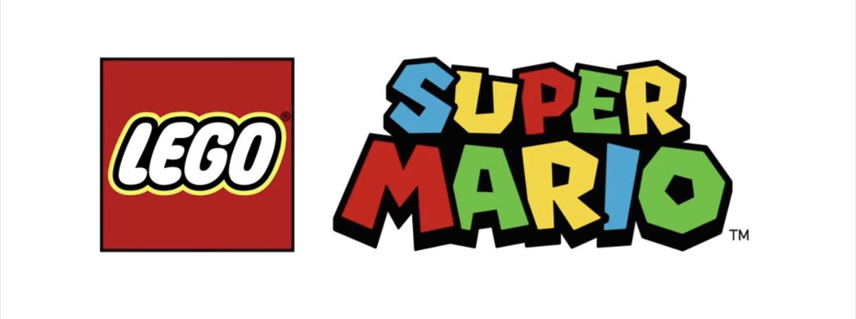 LEGO Teases Super Mario Sets