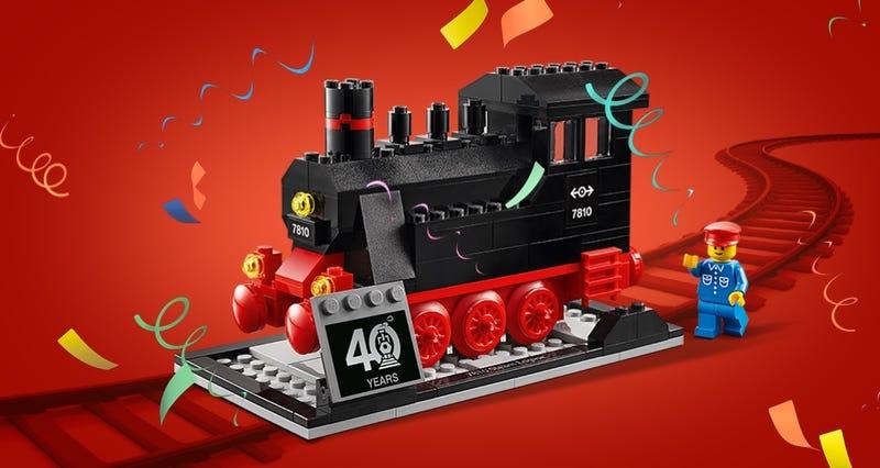 LEGO Train 40
