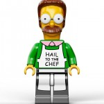 LEGO Simpsons House Flanders