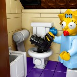 LEGO Simpsons House Maggie 02