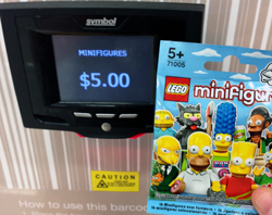 The Simpsons Minifigures Target