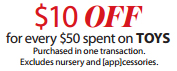 Myer 10 Off Every 50 Spent