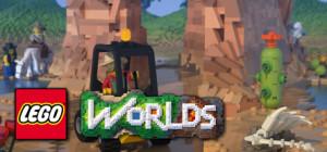 LEGO Worlds Logo