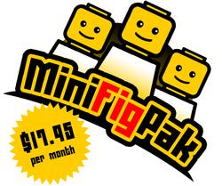 BrickPak MinifigPak