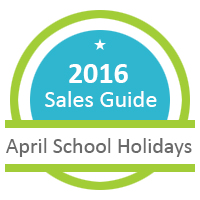 April 2016 Sales Info
