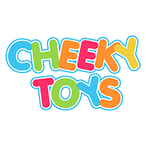 Cheeky Toys Thumb Logo