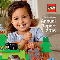 LEGO Annual Report 2016
